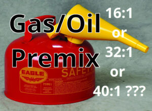 Best Gas/Oil Premix Ratio For Motorized Bicycles Explained