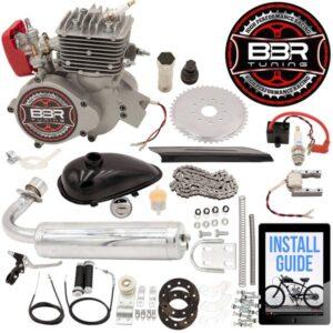 YD100 - BBR Tuning 80/100cc 2-Stroke Motorized Bicycle Kit