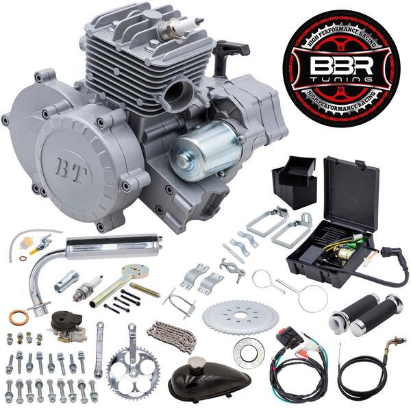 66/80cc BBR Tuning Bullet Train Electric Start Engine Kit